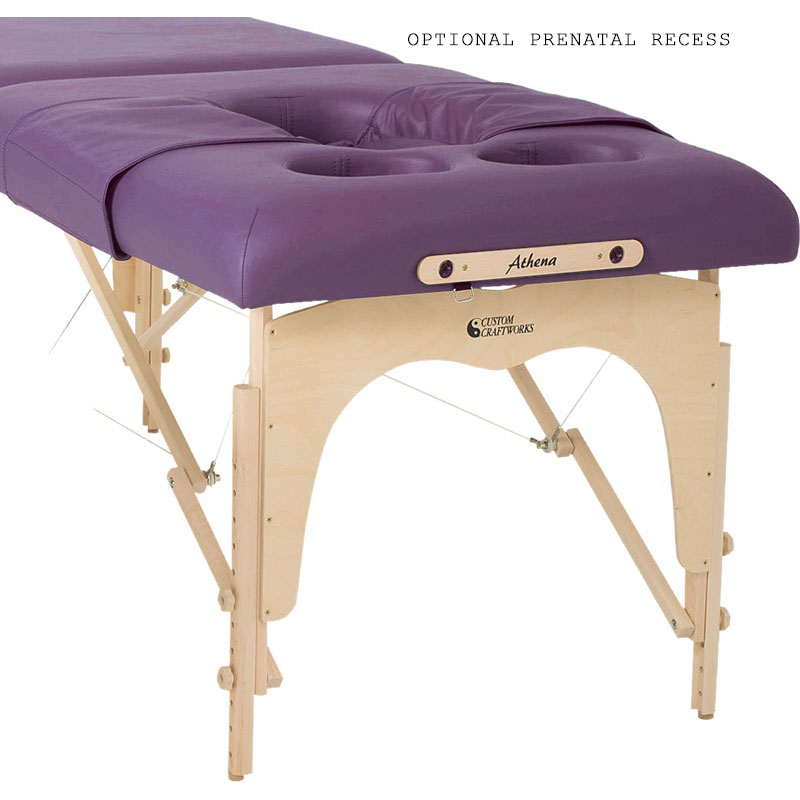 athena portable massage table american made. Black Bedroom Furniture Sets. Home Design Ideas