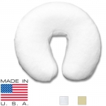 Polar Fleece Fitted Face Cradle Cover - 6 Pack