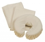 Poly/Cotton Sheet Set (3 PC Set) - Imported