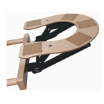 "9"" (Wooden Style) Deluxe Adjustable Face Cradle - Base Only"