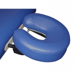 "9"" Dual Action Adjustable Face Cradle with Pillow"