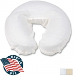 Poly/Cotton Blend Jersey (12 Pack) - Fitted Face Cradle Cover
