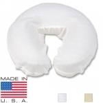 Cotton Jersey 3-Panel Face Cradle Cover 6pk