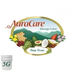 AuraCare Deep Tissue Massage Lotion - 5 Gallon Pail