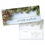 Winter Holiday Gift Certificate (25-Pack)