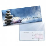 White Lotus Gift Certificate (25-Pack)