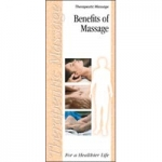 Benefits of Massage Brochure