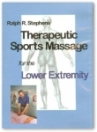 Ralph Stephens - Therapeutic Sports Massage for the Lower Extremity - DVD
