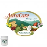 AuraCare Natural Blend Massage Lotion - 5 Gallon Pail