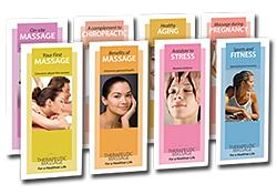 Traditional Massage Brochures